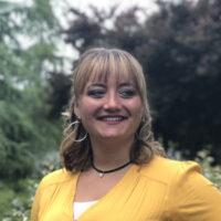 2019 Mercy graduate Hannah