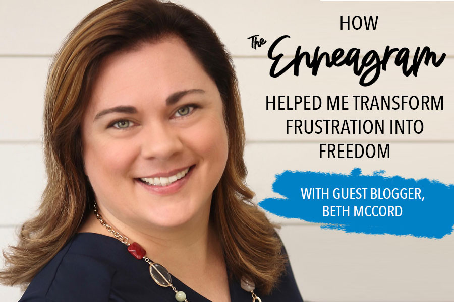 How the Enneagram Helped Me Transform Frustration into Freedom