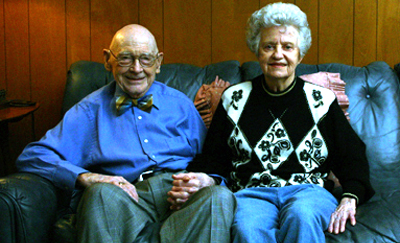The Lord used Jack and Imogene, through prayer, at the start of Mission Arlington. They still serve faithfully today, nearly 29 years later.