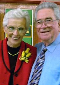SJ Stovall with Tillie Burgin