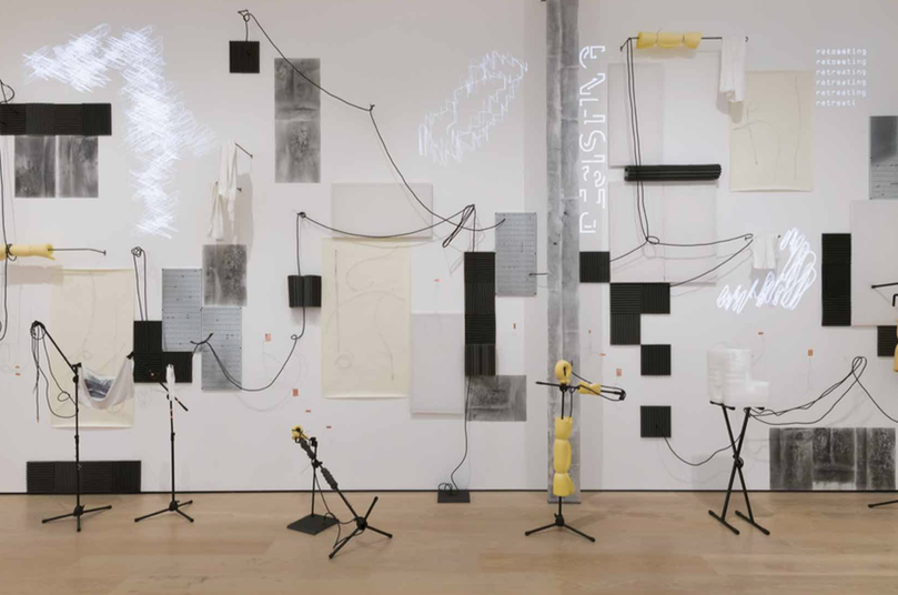 Nikita Gale,  PROPOSAL: SOFT SURROUND SYSTEM, 2018