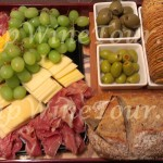 VIPs lunch platter