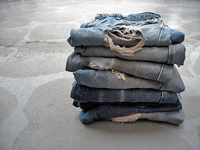Levi's wants you to help lower the impact of jeans : TreeHugger