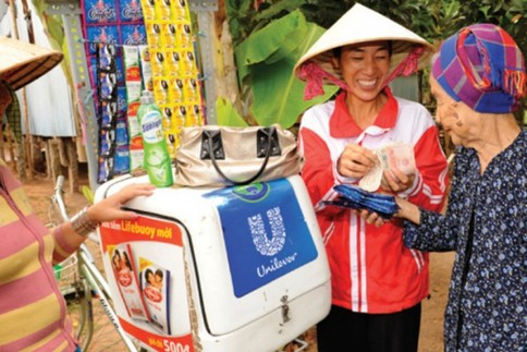 Unilever says its socially responsible brands outperform rest | News | Eco-Business | Asia Pacific