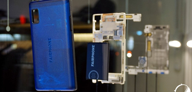 Fairphone Achieves First-Ever Fairtrade-Certified Gold Supply Chain for Consumer Electronics | Sustainable Brands