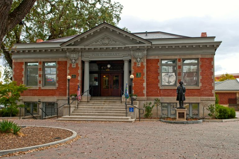 Paso Robles Carnegie Library