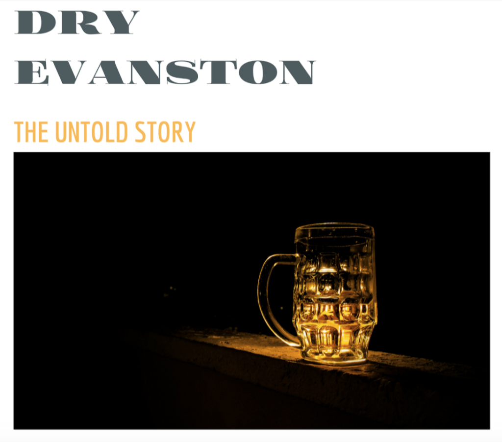 Dry Evanston: The Untold Story Exhibit