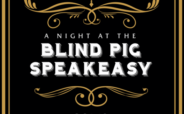 A Night at the Blind Pig Speakeasy