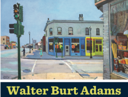 Walter Burt Adams On Location: A Tour of Historic Evanston