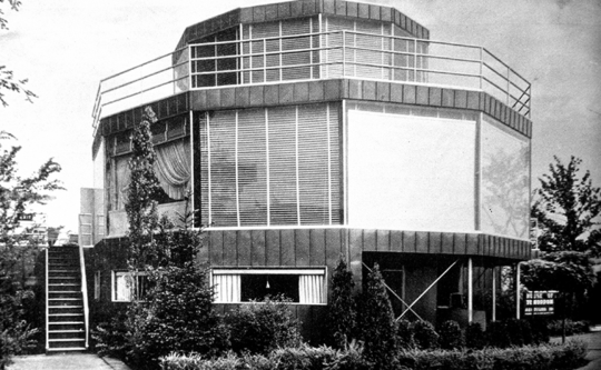Join the EHC for a RARE tour of the Indiana Dunes Century of Progress Homes