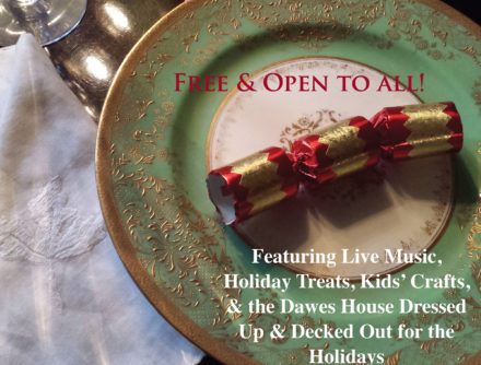 Annual Holiday Open House & 14th Annual Holiday Food Drive