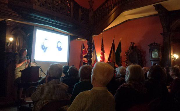 Thanks for attending Jacqueline Saper's talk