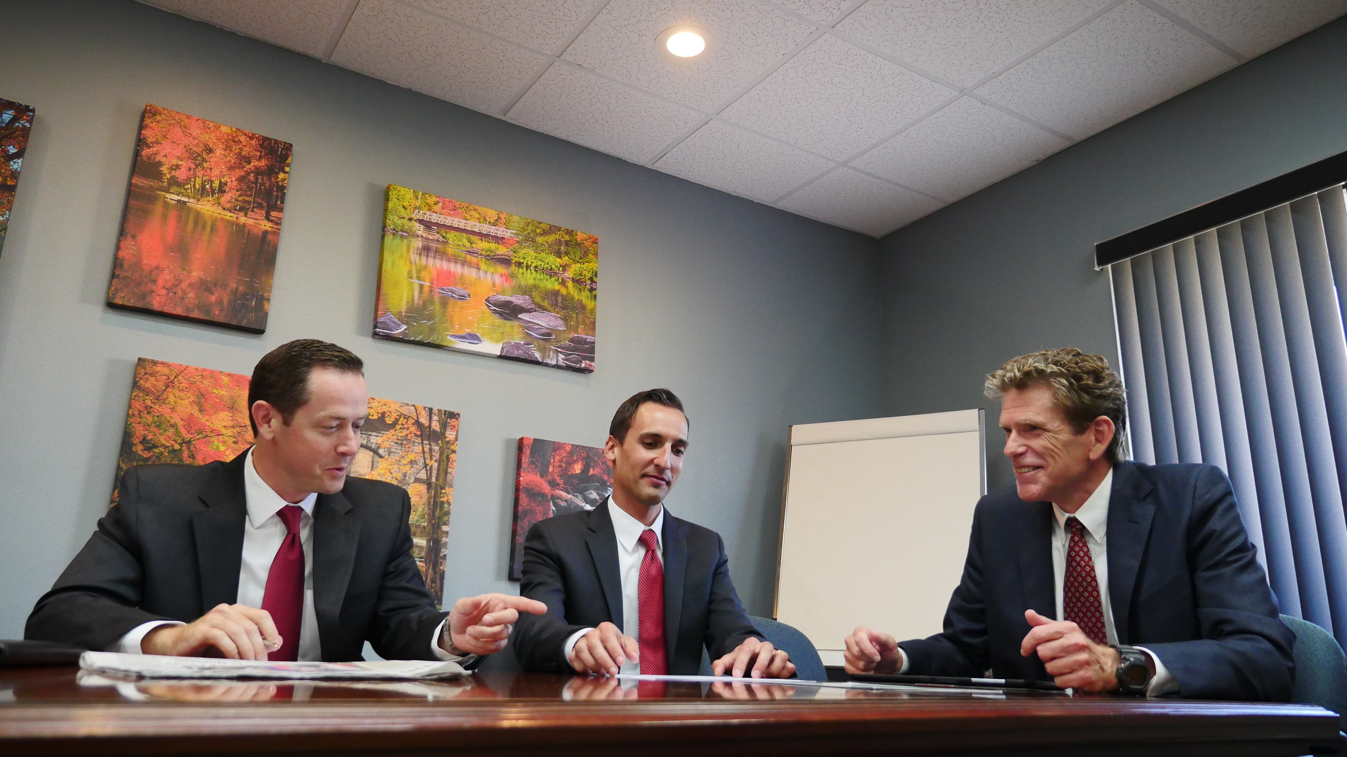 David Bennett, CFA, CFP, Joe Baer, Parker Evans, CFA, CFP, Successful Portfolios LLC
