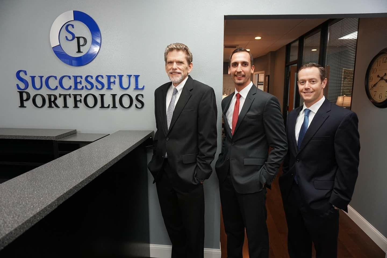 Parker Evans, CFA, CFP | Joe Baer, APMA | David Bennett, CFA, CFP | Successful Portfolios LLC | Investment Advisors