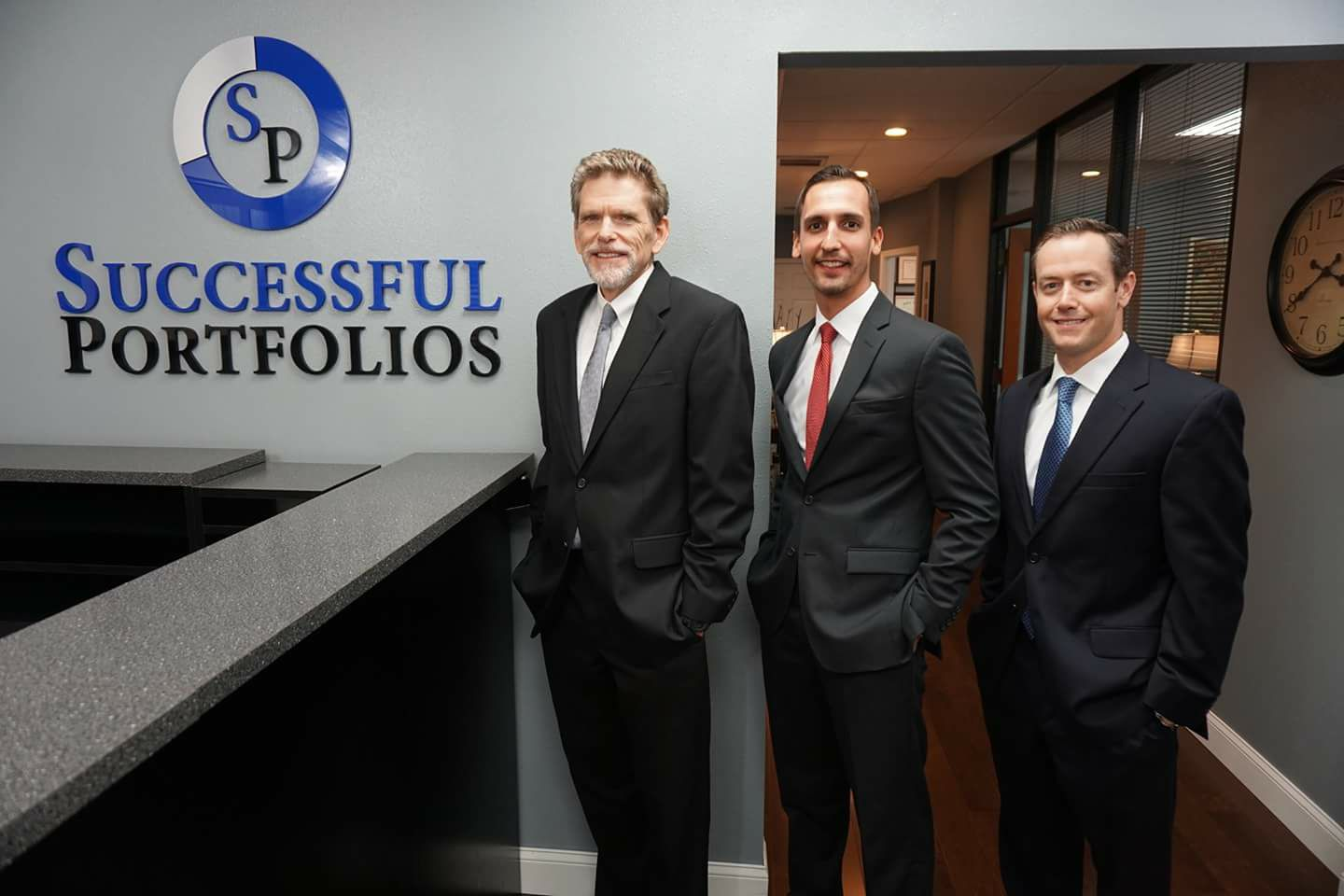 Parker Evans, CFA, CFP | Joe Baer, APMA | David Bennett, CFA, CFP | Successful Portfolios LLC | Investment Advisors