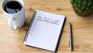 To Do List Page