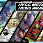 IDW's Show-Stopping Highlights from New York Comic Con x MCM Comic Con Metaverse