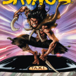 SAVAGE #1 FROM MAX BEMIS AND NATHAN STOCKMAN  LEAPS INTO COMIC SHOPS THIS FEBRUARY