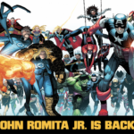 JOHN ROMITA JR. RETURNS TO MARVEL!