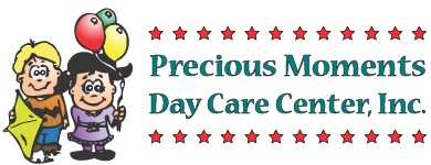 Precious Moments Nursery School and Day Care Logo