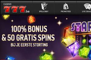 belgische casinobonus