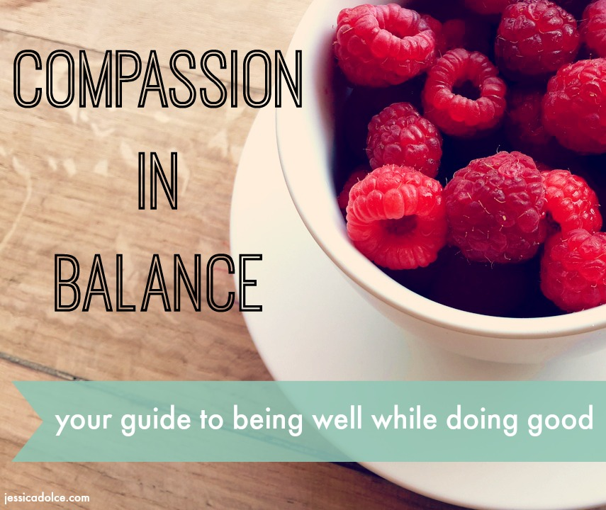 compassion in balance online class photo