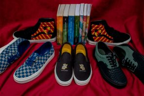 tênis vans harry potter