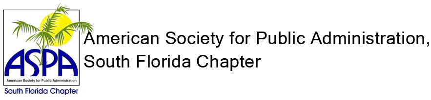 American Society for Public Administration, South Florida Chapter