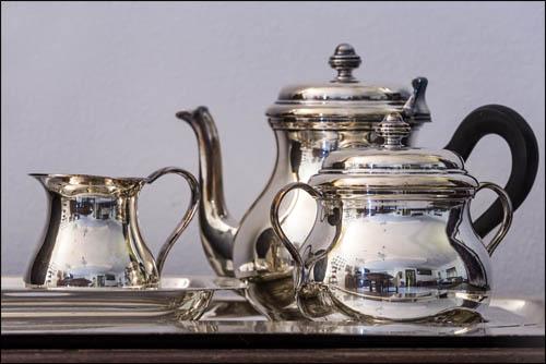 selling silver flatware hampton