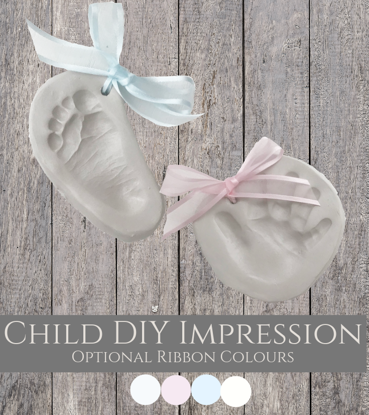 Child DIY Impression