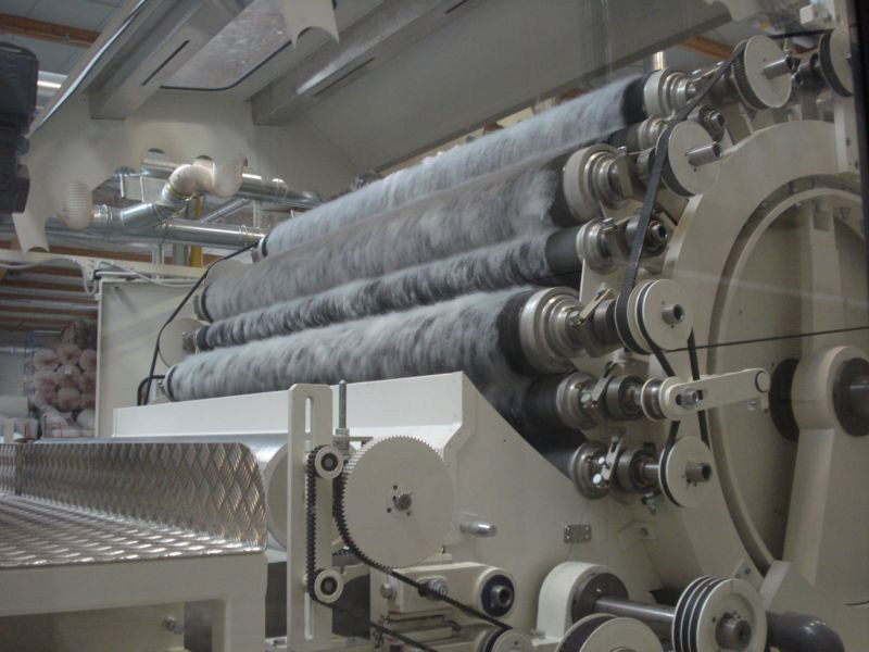 NON-WOVEN;ALL ( MOQUETE, LAYERS, GEO-TEXTILES, HYGIENE, OTHERS )