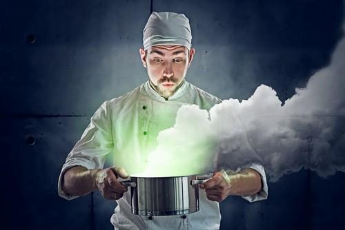 Chef Secret Recipe