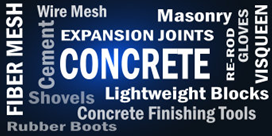 Concrete Related Products Brighton Michigan