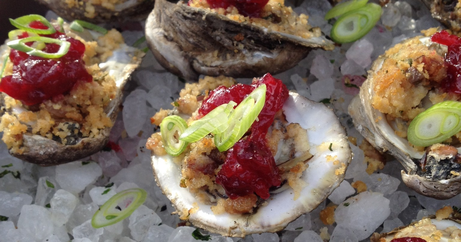 Thanksgiving oyster recipes