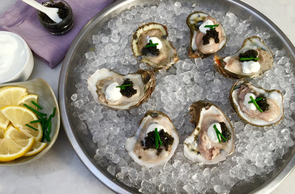 oysters moscow shooters