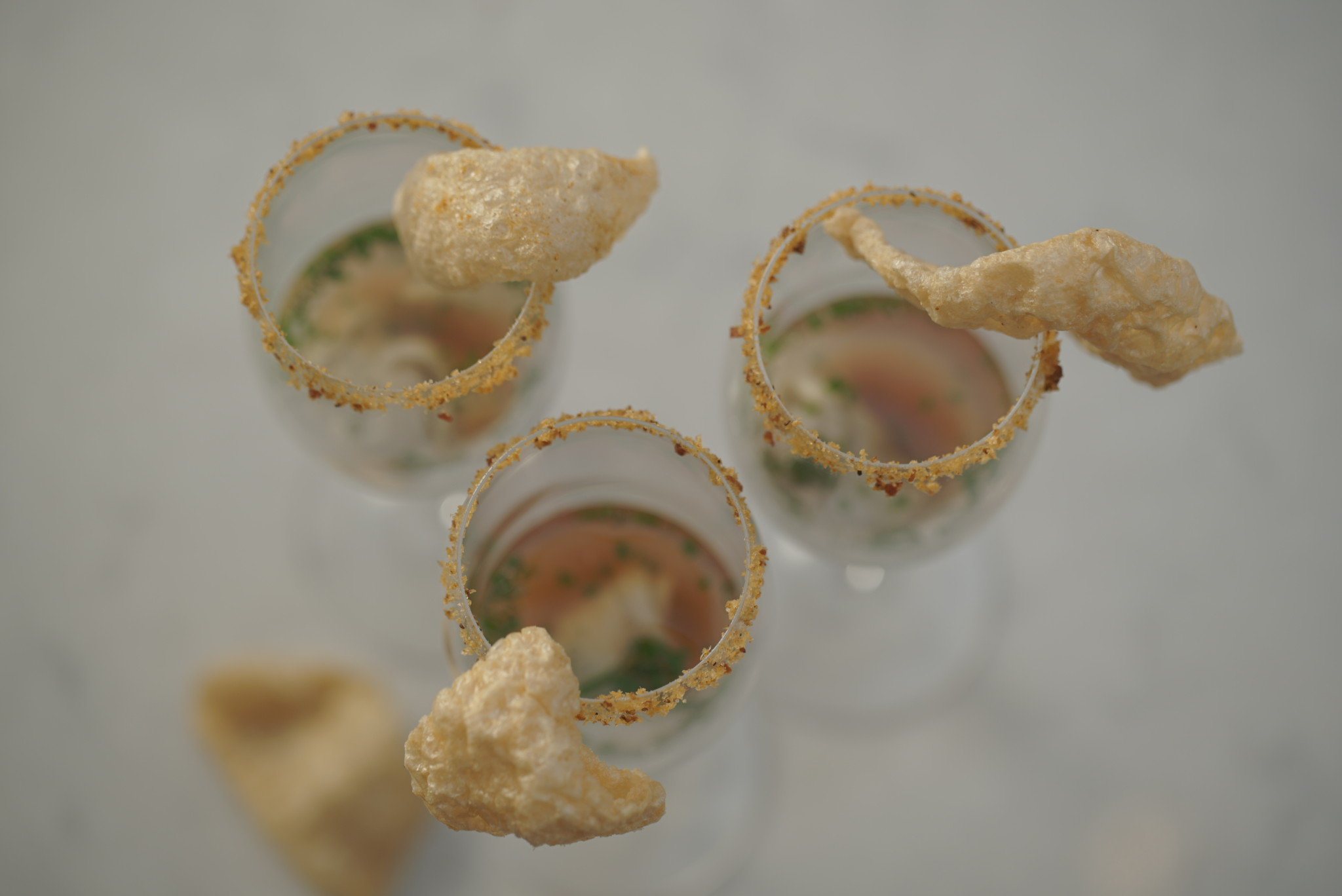 Pig Lips Oyster Shooters
