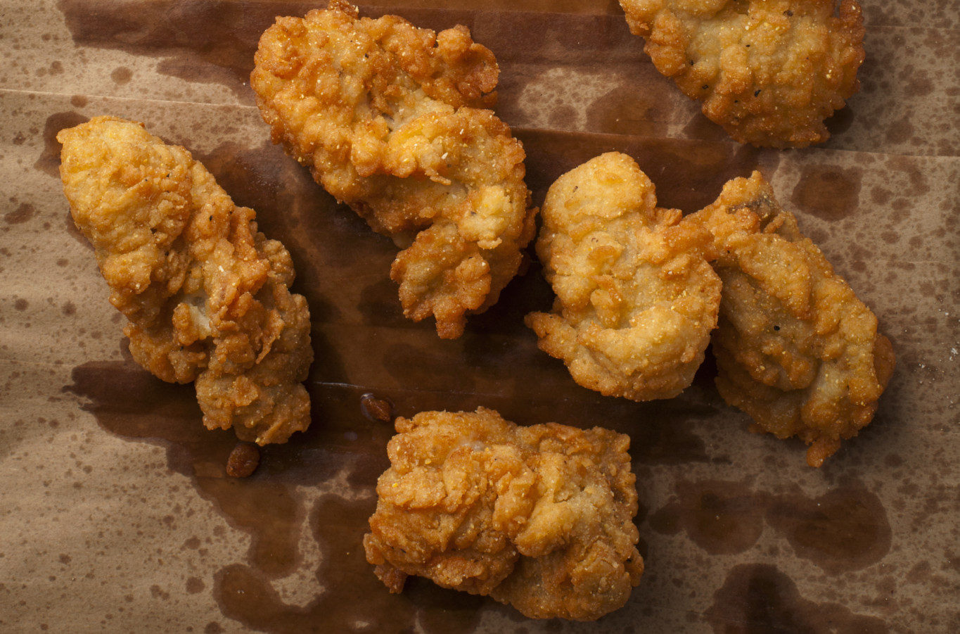 fried oyster recipes