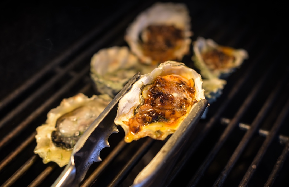 grilled oyster recipes