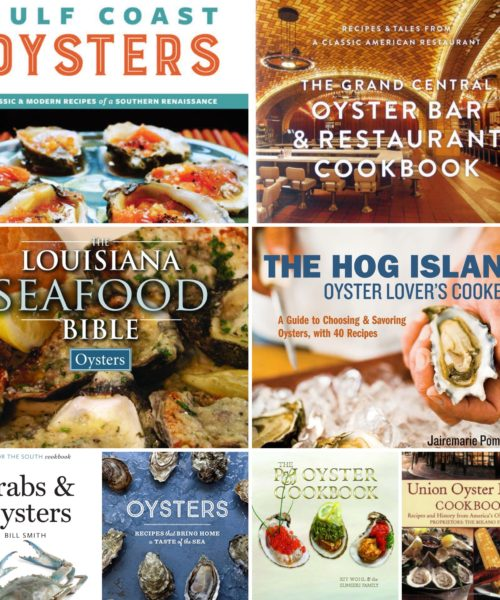 The Best Oyster Cookbooks