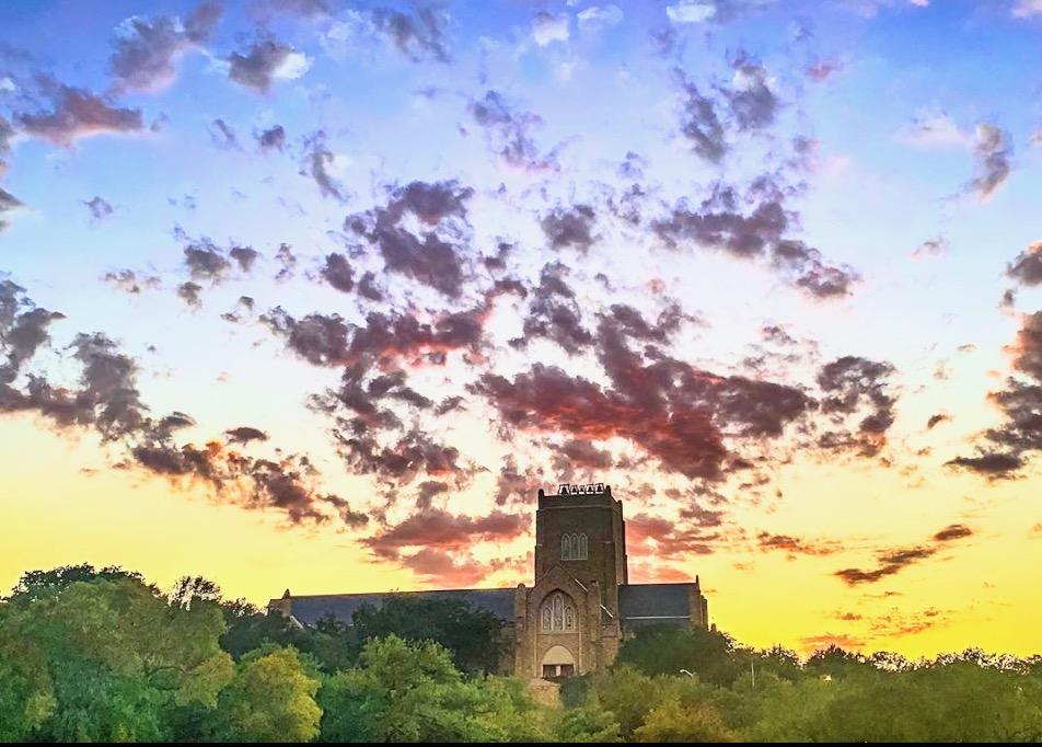 SUNSET CHURCH (1)