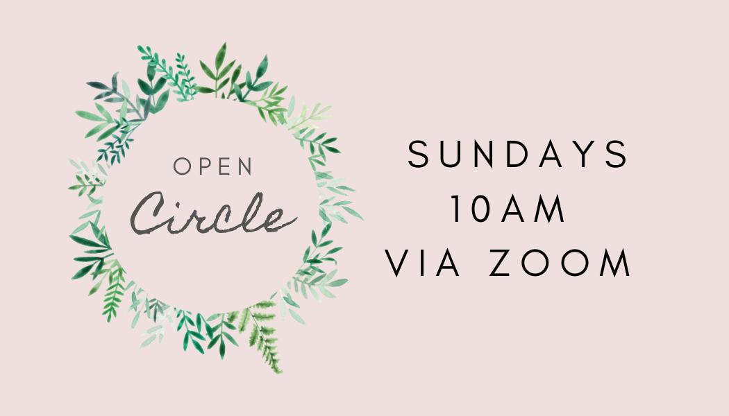 Open Circle for Website V4