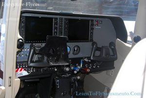 Stationair G1000 Glass Cockpit