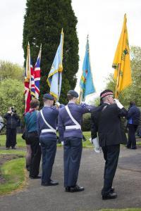 2017-05-Bonnybridge-Naval-War-Memorial-Unveiling