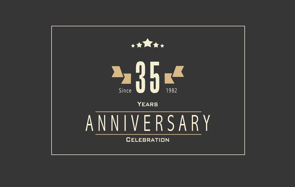Celebrating 35 Years of Service