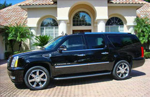 Florida Luxurious Shuttle and Limo Service