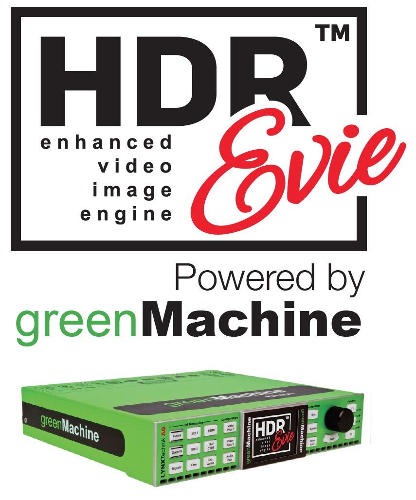 HER Evie - Enhanced video image engine