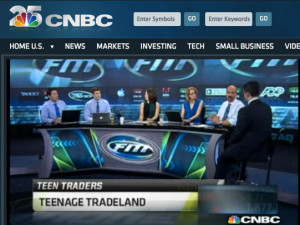Interview with Melissa Lee on CNBC Fast Money