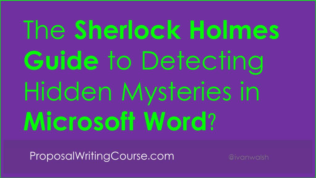 Sherlock-Holmes-MS-Word
