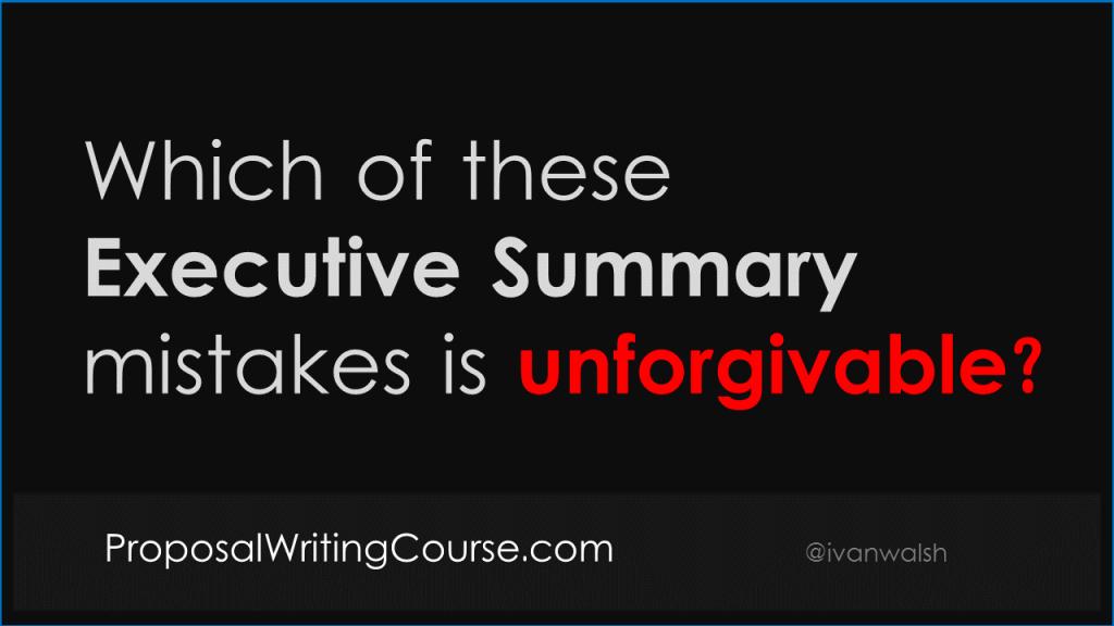 Executive-Summary-Mistakes