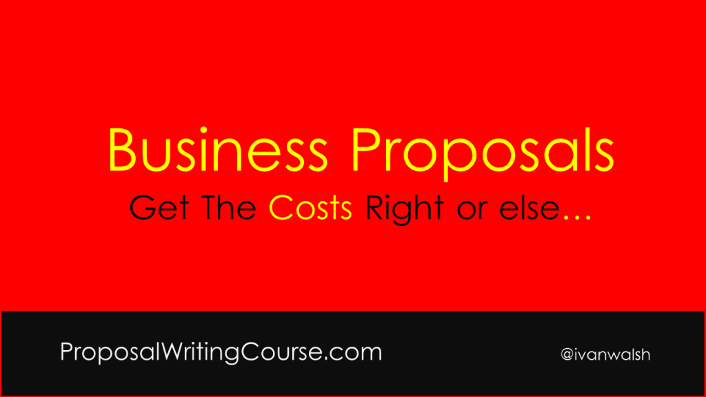 proposal-costs